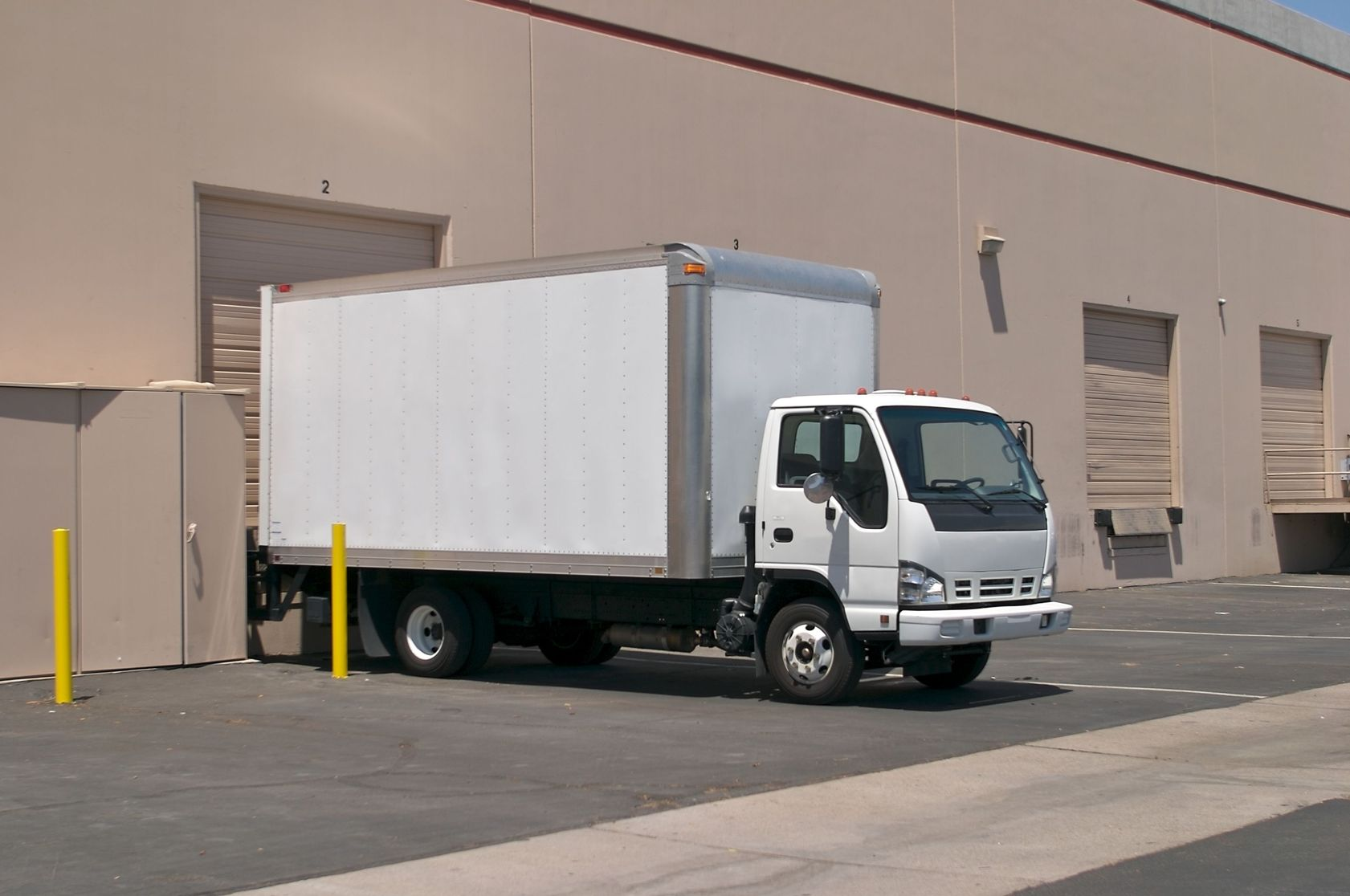 Murfreesboro, Franklin, Nolensville, TN. Box Truck Insurance